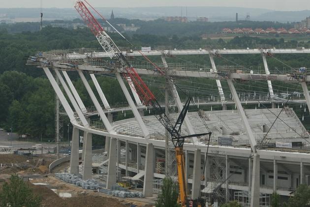 Stadion Śląski nie będzie otwarty w tym roku. Powód: awaria Big Lift