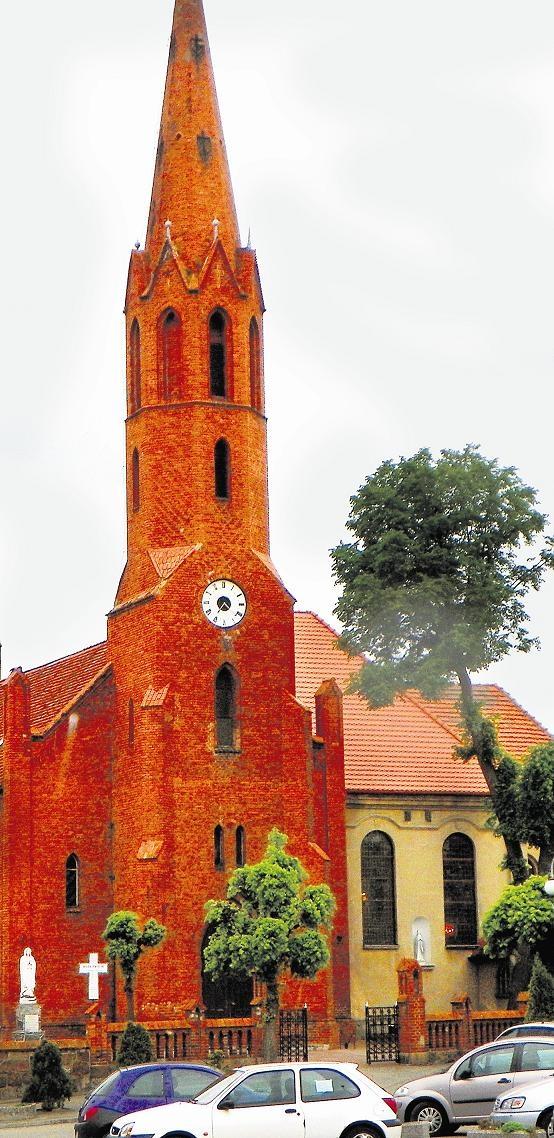Wierni z parafii pw. Świętego Marcina w Wyrzysku są podzieleni w sprawie listu