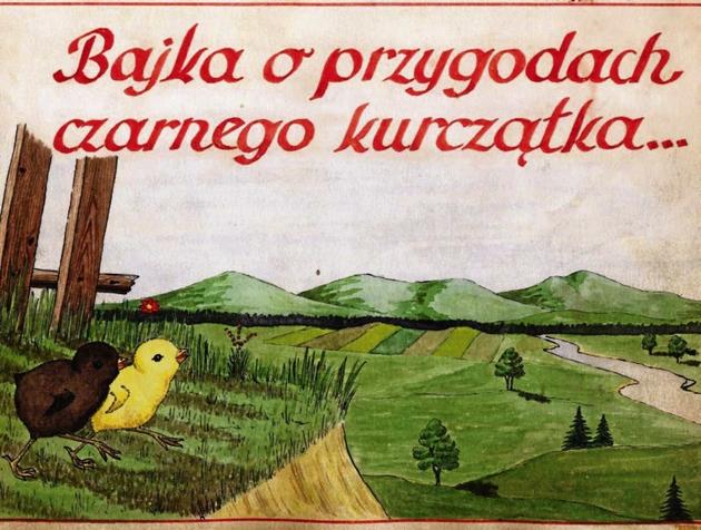 Bajka o czarnym kurczątku jest dziś własnością Andrzeja i Zbigniewa Czuldów.