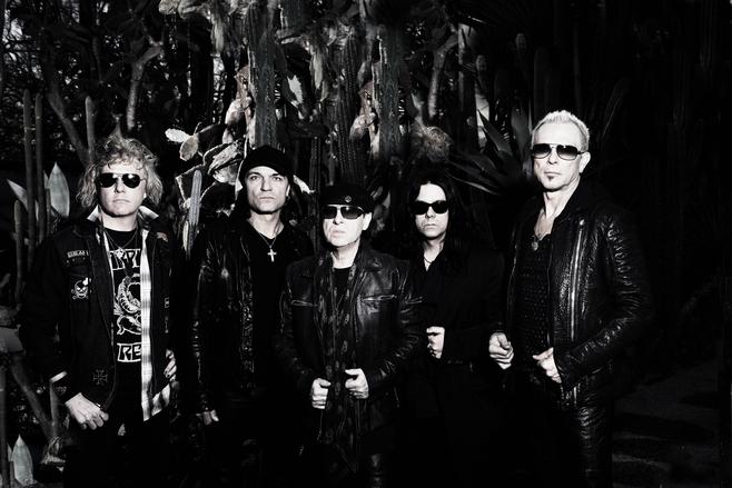 Zespół Scorpions zagra we Wrocławiu