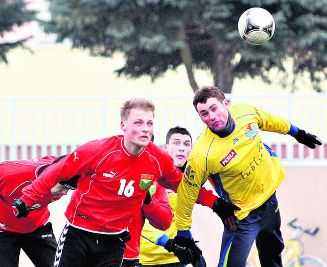 Piłkarze Motoru Lublin podejmują Siarkę Tarnobrzeg