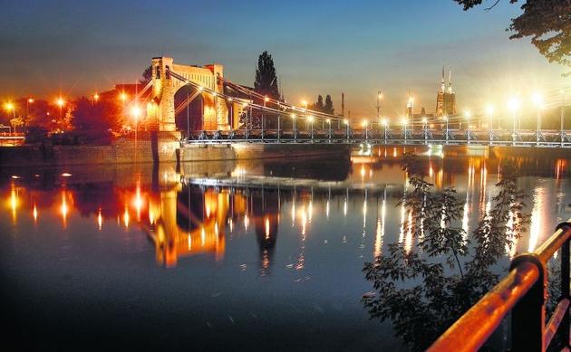 Most Grunwaldzki świętuje setne urodziny