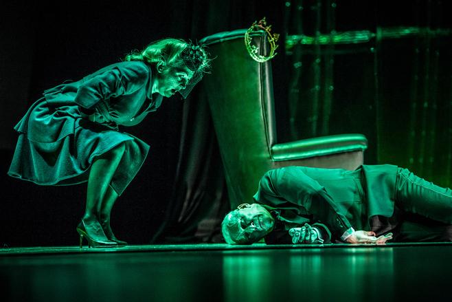 """Teatr Nowy w Poznaniu """"Peepshow. Benefis aktora"""""""
