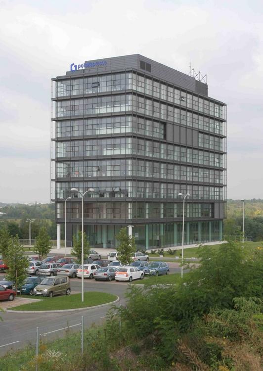 ZDJĘCIA siedziby redakcji PDZ - Media Centrum w Sosnowcu