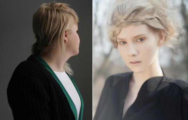 """Magda (z lewej) napisała list do """"Głosu"""", w którym opisała problemy, z jakimi się boryka od momentu przyjazdu do Poznania. Kamila (z"""