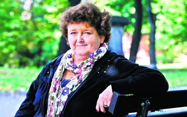 Monika Szwaja - dziś poczytna pisarka, kiedyś dziennikarka TVP