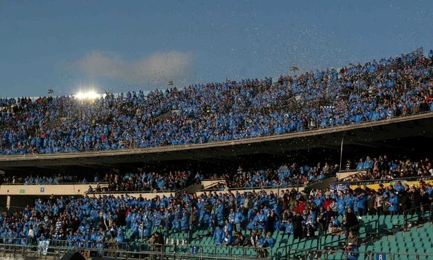 Wielki finał z małą widownią na Stadionie Śląskim