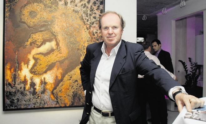 Dla osób bardzo zamożnych kupowanie dzieł sztuki to nie tylko inwestycja, ale i realizacja swojej pasji. Na zdjęciu Wojciech Fibak.