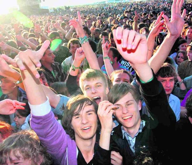 Organizatorzy festiwalu Open'er jak zwykle zaproszą artystów z najwyższej półki