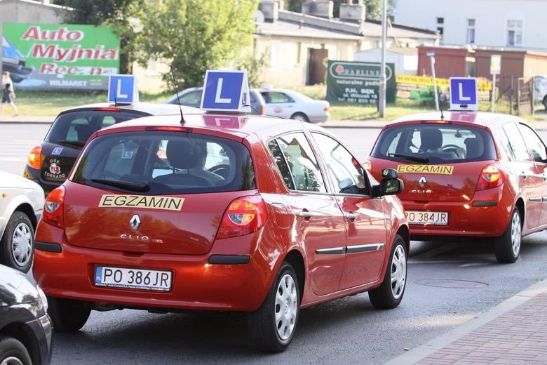 Zmiany w egzaminie na prawo jazdy zaczną obowiązywać od soboty.