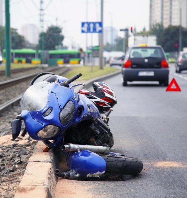 Dla wielu motocyklistów ich własne pojazdy stanowią największe niebezpieczeństwo.