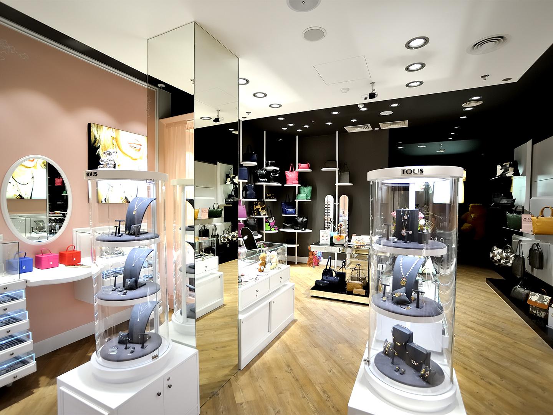 Ruszy salon tous w galerii echo strefa biznesu for Tous salons
