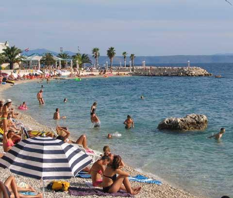 chorwacja kwatery wrzesień urlop autokarem hiszpania