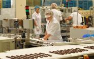 40 ton słodkości na dobę - ma wyjeżdżać z tej ogromnej fabryki Jutrzenki w Bydgoszczy. Praca dla 370 osób [zdjęcia)