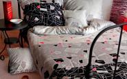 Satynowe tkaniny pościelowe Andropolu do kupienia na metry
