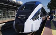 Pierwszy w Kujawsko-Pomorskiem pokaz nowego pociągu Dart z Pesy  [wideo i zdjęcia]