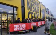 """Otwarcie nowego centrum handlowego """"Aura Park"""" w Szczecinku"""