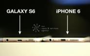 iPhone i Samsung Galaxy S coraz bardziej podobne do siebie