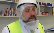 W Namysłowie produkują koszerne lody. Sprawdzał je rabin Polski (wideo)