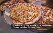 Pizza Hut wprowadza nową pizzę! Bezglutenową