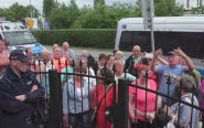 Protest pracowników firmy Micros w Bydgoszczy: - Żądamy wypłaty zaległych pensji [wideo]