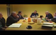"""Debata o przyszłości IKS Solino w inowrocławskim oddziale """"Gazety Pomorskiej"""". Związkowcy kontra prezes Solino [wideo]"""