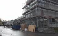 Przy ulicy Fabrycznej w Opolu powstaje nowa Biedronka