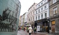 Najdroższa ulica w regionie: Szeroka w Toruniu, cena wynajmu: 50-100 zł za mkw.
