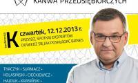Fragment plakatu zapraszającego na czwartkową konferencję na Uniwersytecie Rzeszowskim.