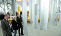 7 listopada 2013 roku uroczyście otwarto nową halę Metalcynku.