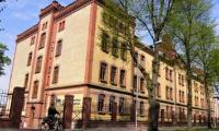 Siedziba Wyższej Hanzeatyckiej Szkoły Zarządzania w Słupsku.
