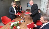 Targi Kielce rozpoczęły współpracę w dziedzinie bezpieczeństwa