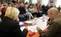 Miasto zarzuca m.in. syndykowi, że zagroził odcięciem wody mieszkańcom Łęgnowa.