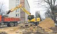 Przychodnia i parking: lifting za milion w Koszalinie