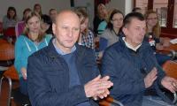 """Przez cztery dni w Głogowie odbywała się konferencja """"Przedsiębiorczy Głogów"""", zorganizowana przez Stowarzyszenie Przedsiębiorców Głogowskich, wspólnie z PWSZ. Głogowianie mieli okazję do uczestniczenia w wykładach, warsztatach,  prezentacjach i wystawach."""