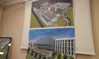 Tak ma wyglądać firma, którą szwajcarski inwestor chce wybudować w Strzelcach Kraj. Identyczne wizualizacje przedstawiono w Zamościu.