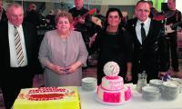 W niedzielę 20 lat działalności świętowały zakłady piekarniczo-cukiernicze Genowefy i Tadeusza Kosińskich oraz Angelina.