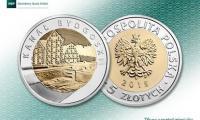 Nowa moneta z serii Odkryj Polskę – Kanał Bydgoski