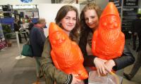 Trwają Targi Plastpol. Plastikowe krasnale opanowały Kielce (WIDEO, zdjęcia)
