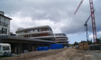 W powstającym właśnie kompleksie Baltic Park Molo zatrudnienie znajdzie od 250 do 300 osób.