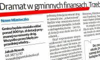 """O sprawie ,,Gazeta Lubuska"""" napisała jako pierwsza na początku maja."""