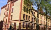 Wyższa Szkoła Zawodowa miałaby powstać na bazie WHSZ w Słupsku (na zdjęciu).