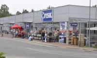 Powiększony JYSK w Outlet Białystok już otwarty
