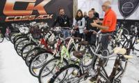 Raj dla rowerzystów i motocyklistów na targach w Kielcach