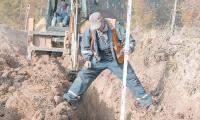 Uzbrajanie parku w Nowym Kisielinie wciąż trwa (fot. Mariusz Kapała)