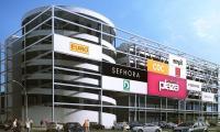Centrum Handlowe Plaza w Rzeszowie po rozbudowie będzie wyglądać bardzo nowocześnie. Fot. KPP Retail