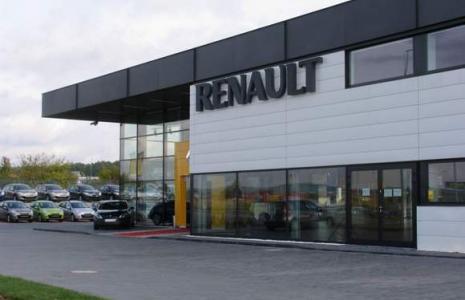 Tak wygląda nowy salon Renault w Kielcach