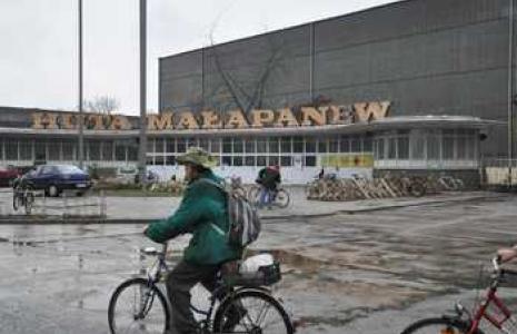 Huta Małapanew w Ozimku od dwóch lat boryka się z kryzysem. (fot. Mariusz Jarzombek)