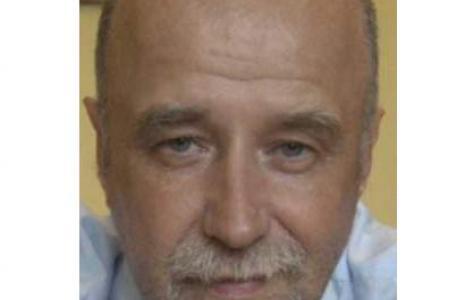 Roman Zemanek, ekspert z Państowej Inspekcji Pracy w Opolu. (fot. archiwum)