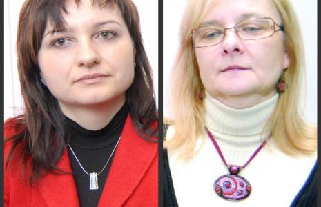 Nasze ekspertki (od lewej): Renata Wiącek i Elwira Kochanowska-Pięciak z rzeszowskiego MOPS. Fot. Krystyna Baranowska